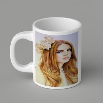 Gift Mugs | Lana Del Rey Born To Die Edition Sweatshirt   Ceramic Coffee Mugs