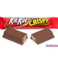 Kit Kat Extra Crispy Candy Bars: 36-Piece Box | CandyWarehouse.com Online Candy Store