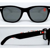 One Direction Black Sunglasses