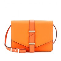 victoria beckham - mini satchel leather shoulder bag
