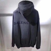 ONETOW balenciaga fashion hooded top pullover sweater hoodies 4