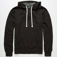 Standard Supply Slim Fit Mens Pullover Hoodie Charcoal  In Sizes