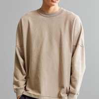 UO Frank Fleece Crew Neck Sweatshirt | Urban Outfitters