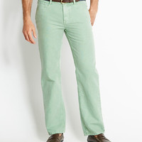 Five-Pocket Cotton Linen Pant