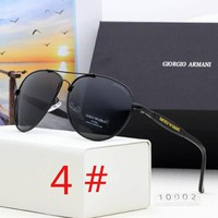 Armani Fashion New Polarized Men Business Casual Eyeglasses Glasses