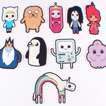 Adventure Time Sticker Pack