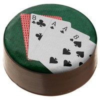 Poker Hands - Dead Man's Hand Chocolate Covered Oreo