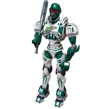 """MLB 10"""" Team Robot Collectible Action Figure by Foam Fanatics"""