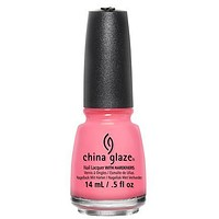 China Glaze - Petal To The Metal 0.5 oz - #81758