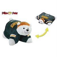 Green Bay Packers Pillow Pet