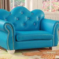 Simone Tufted Youth Chair