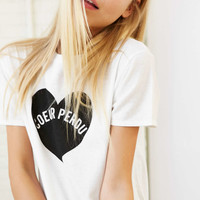 Mouchette Lost Heart Tee - Urban Outfitters