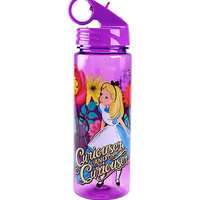 Disney Alice In Wonderland Water Bottle
