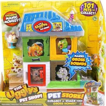 Moose Toys The Ugglys Pet Shop Season 1 Pet Store
