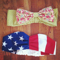 Custom Bow Bandeau