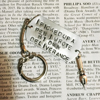 Hamilton Broadway Hurricane Lyrics I Wrote My Own Deliverance Keychain