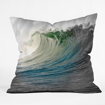 Deb Haugen Waimea Throw Pillow