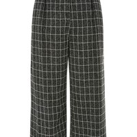 Window Pane Check Trousers | Topshop