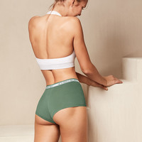 Logo-waist Shortie Panty - Cotton Lingerie - Victoria's Secret