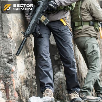 Waterproof tactical War Game Cargo pants mens silm Casual Pants mens trousers Combat SWAT Army military Active