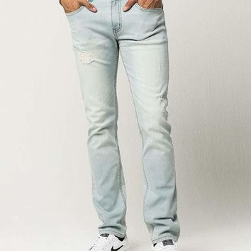 RSQ Seattle Mens Skinny Tapered Jeans