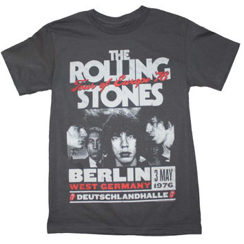 Rolling Stones Europe 76 Tour T-Shirt Medium
