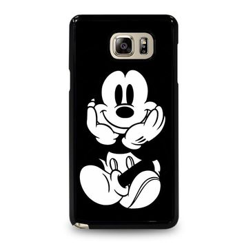 MICKEY MOUSE RETRO CLASSIC Samsung Galaxy Note 5 Case Cover