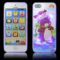 New Childrens Y-Phone Educational Learning Kids iPhone TOY 4s 5 Christmas Gift = 1946384004
