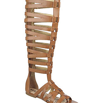 Sam Edelman Bryant Gladiator Sandals - Saddle