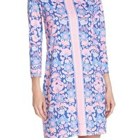 Lilly Pulitzer® 'Marlowe' Print Pima Cotton Shift Dress | Nordstrom