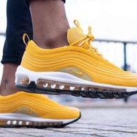 Nike W Air Max 97 Atmospheric cushion running shoes for leisure sports