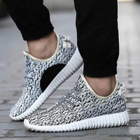 Turtle Dove Yeezy Boost 350 High Quility Gray Kanye West Shoes Yeezy 350