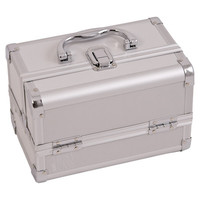 Just Case Cosmetic Makeup Train Case | Wayfair