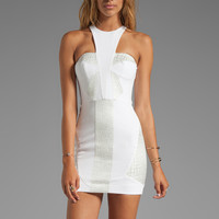 bless'ed are the meek Cold Blood Dress in Ivory from REVOLVEclothing.com