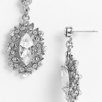 Women's Nina 'Celia' Marquise Drop Earrings