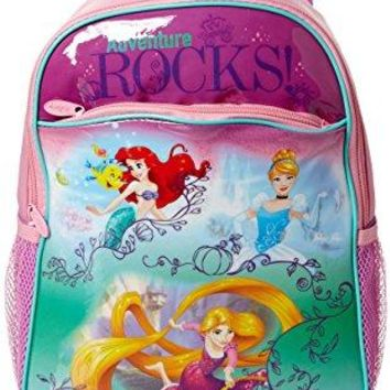 Disney Girl's Bag Princess-Adventure Rocks-13in Bp