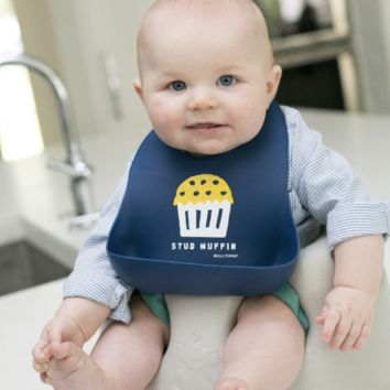Wonder Silicone Bib | Multiple Styles