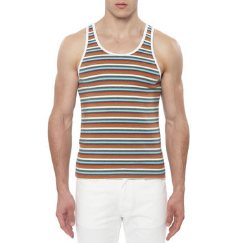 Multi Striped Tank Top