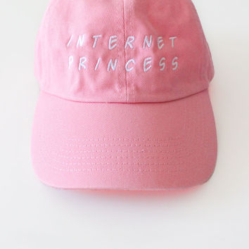 Internet Princess Cap - Pink