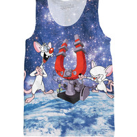 Pinky and the Brain Tank Top