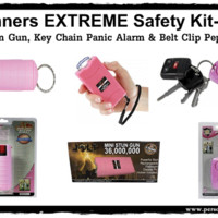 Runners EXTREME Safety Kit-Pink