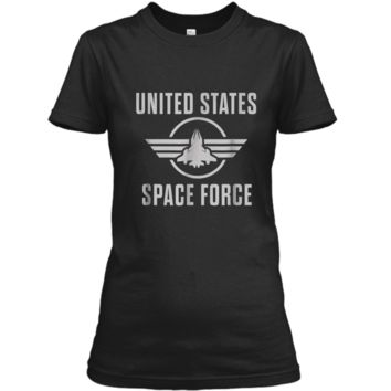Space Force  USA Space Force  Ladies Custom