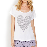 Love is All You Need PJ Set