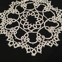 Handmade doily / decoration