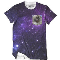 Spaced Out Pocket Tee