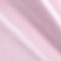 Solid Velour Pink