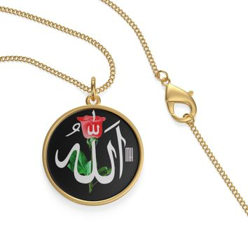 Roses for Allah  Necklace 🌹
