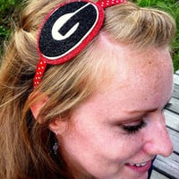 Dawgs headband