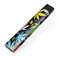 Colorful Leaves Pax Juul Skin