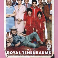 The Royal Tenenbaums 27x40 Movie Poster (2001)